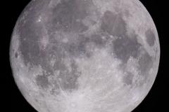 Welsh Moon August 2007